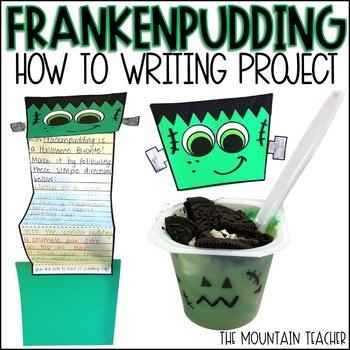 Frankenpudding - How To Writing & Craft