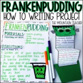 Frankenpudding - How To Writing & Craft