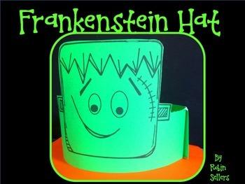 Frankenstein: {A So Sweet Craft Frankenstein Hat}