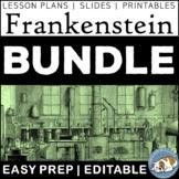 Frankenstein Activity Mini Bundle