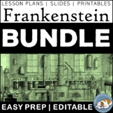 Frankenstein Activity Mini Bundle