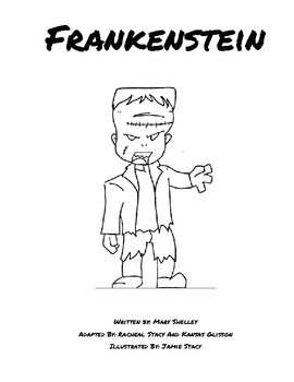 Frankenstein Adapted Book and Questions