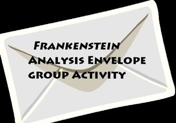 Frankenstein Analysis Activity
