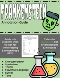 Frankenstein Annotation Guide