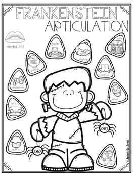 Frankenstein Articulation