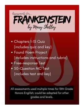 Frankenstein Assessments