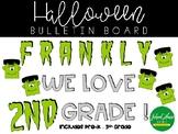 Frankenstein - Bulletin Board - Halloween