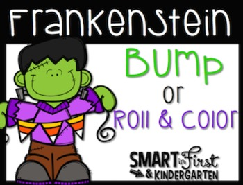 Frankenstein Bump or Roll and Color