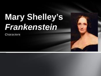 Frankenstein Characters
