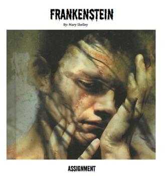 Frankenstein Chp 23 Assignment