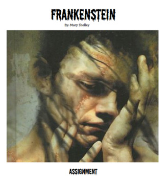 Frankenstein Chp 5 RACE Response Paragraph