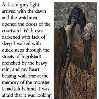Frankenstein Comic Bundle 1