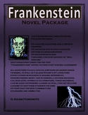 Frankenstein Complete Novel Package