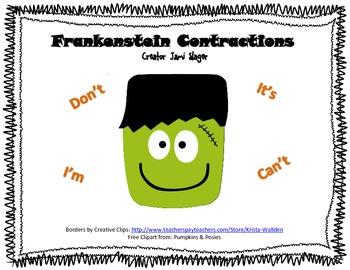 Frankenstein Contractions