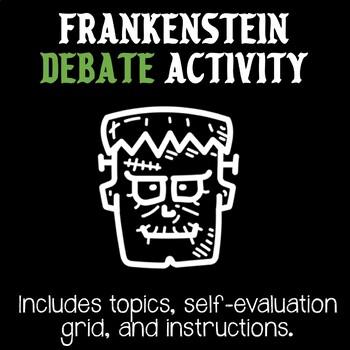FREE Frankenstein Debate