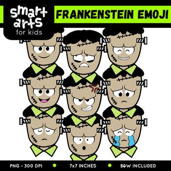 Frankenstein Emoji Clip Art