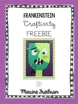 Frankenstein {FREEBIE}