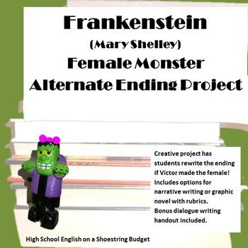 frankenstein female monster