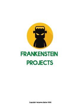 Frankenstein Final Project Packet