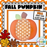 Pumpkin Craft & Class Book: Fall Crafts: October Crafts