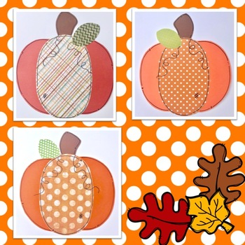 Pumpkin Craft & Class Book: Fall Crafts: October Crafts