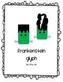 Frankenstein Glyph with patterns