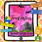 Frankenstein Graphic Novel Study