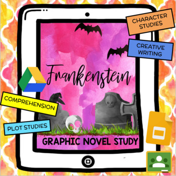 Frankenstein graphic novel teaching resources teachers pay teachers frankenstein graphic novel study frankenstein graphic novel study fandeluxe Image collections
