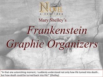 Frankenstein~ Graphic Organizers