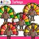 Frankenstein Halloween Clip Art {Great for Worksheets & Handouts} B&W