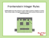 Frankenstein Integer Operation Rules