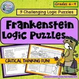 Frankenstein Logic Puzzles
