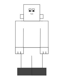 Frankenstein Measurement Craftivity (to the nearest half and fourth inch)