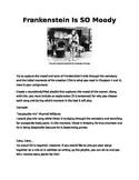 Frankenstein Mood Playlist Assignment