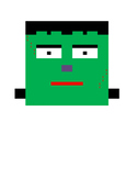 Frankenstein Mystery Picture on Microsoft Excel