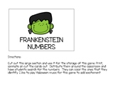 Frankenstein Numbers Game
