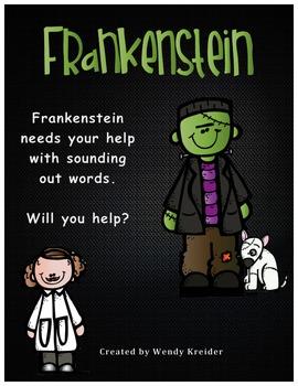 Frankenstein Phonics