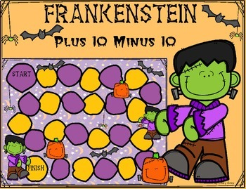 Frankenstein ~  Plus 10 / Minus 10