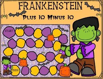 Frankenstein ~  Plus 10 / Minus 10