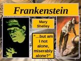 Frankenstein PowerPoint: Animated