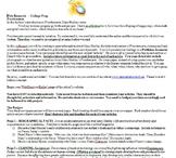 Frankenstein Pre Reading Activity - Publisher Newspaper WebQuest