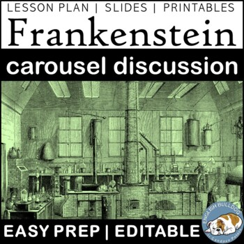 Frankenstein Pre-reading Carousel Discussion