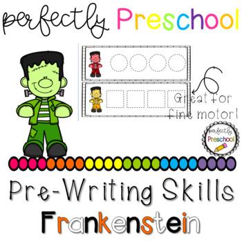 Frankenstein Prewriting Skills {Dollar Deal}