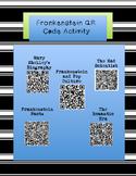 Frankenstein QR Activity