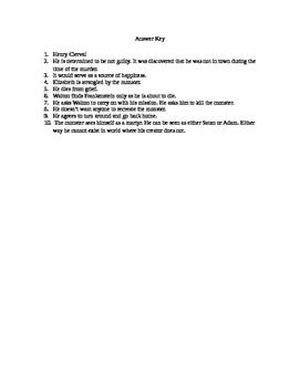 Frankenstein Quiz Chapters 21-24