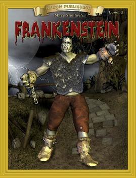 Frankenstein RL3-4 ePub with Audio Narration