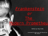 Frankenstein - Reading #1 The Letters