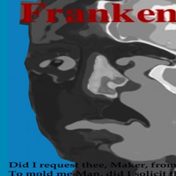 """""""Frankenstein"""" Rhetorical Question and Allusion Poster"""