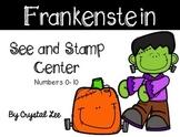 Frankenstein See and Stamp Center