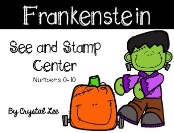 Frankenstein See and Stamp Center